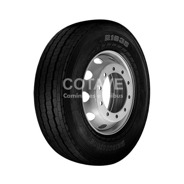 Pneu Bridgestone R163S 275/80R22.5 Urbano